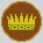 Alpha pattern #43436