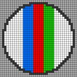 Alpha pattern #43438