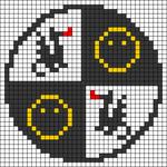 Alpha pattern #43439