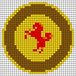 Alpha pattern #43440