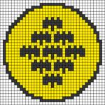 Alpha pattern #43442