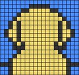 Alpha pattern #43449