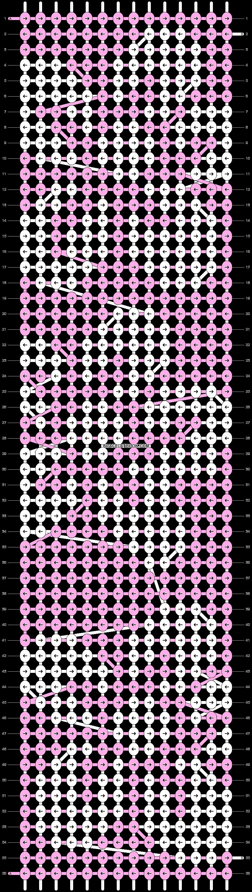 Alpha pattern #43453 pattern