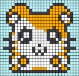 Alpha pattern #43469