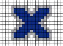 Alpha pattern #43471
