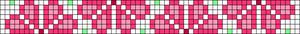 Alpha pattern #43472