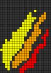 Alpha pattern #43475