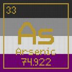 Alpha pattern #43479