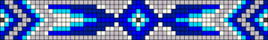 Alpha pattern #43481