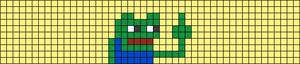 Alpha pattern #43489