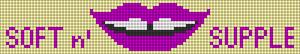 Alpha pattern #43492