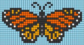 Alpha pattern #43498
