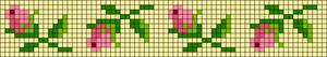 Alpha pattern #43499