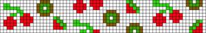 Alpha pattern #43500