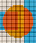Alpha pattern #43517