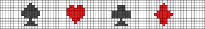 Alpha pattern #43524
