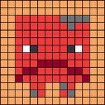 Alpha pattern #43534