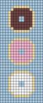 Alpha pattern #43566