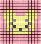Alpha pattern #43587