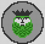 Alpha pattern #43592