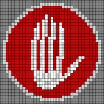 Alpha pattern #43596