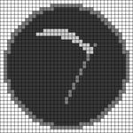 Alpha pattern #43597
