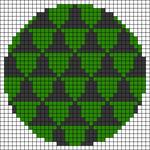Alpha pattern #43598
