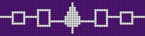 Alpha pattern #43625