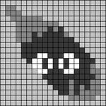 Alpha pattern #43663