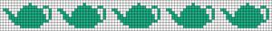 Alpha pattern #43672