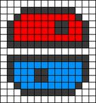 Alpha pattern #43677
