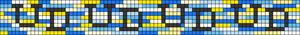 Alpha pattern #43694