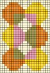 Alpha pattern #43706