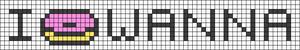 Alpha pattern #43709