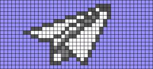 Alpha pattern #43716