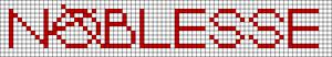 Alpha pattern #43718