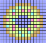 Alpha pattern #43720