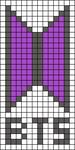Alpha pattern #43724