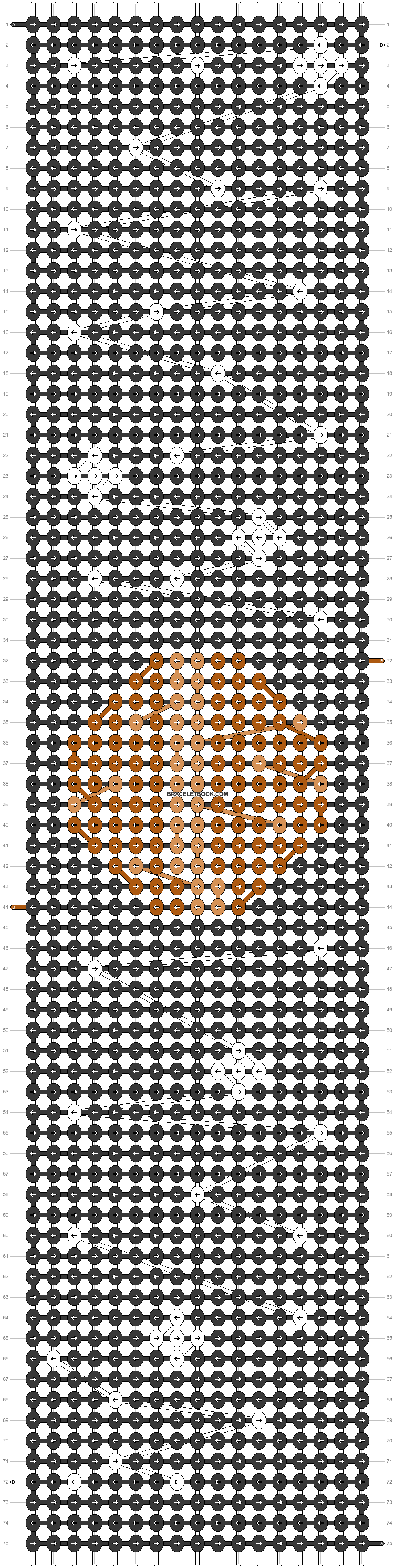 Alpha pattern #43727 pattern
