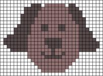 Alpha pattern #43745