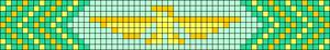 Alpha pattern #43763