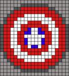 Alpha pattern #43766