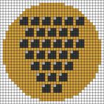 Alpha pattern #43771