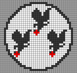 Alpha pattern #43772