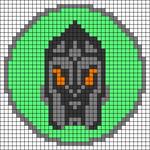 Alpha pattern #43773