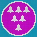 Alpha pattern #43774