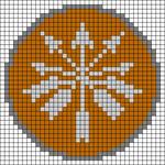 Alpha pattern #43776
