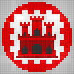 Alpha pattern #43778