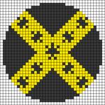 Alpha pattern #43779