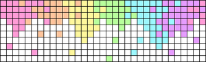 Alpha pattern #43783